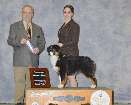 Herding Specialty RWB win photo